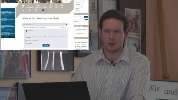 IT-Lessons:Stud-IP Teil 5/6 – Schwarzes Brett und Stundenplan
