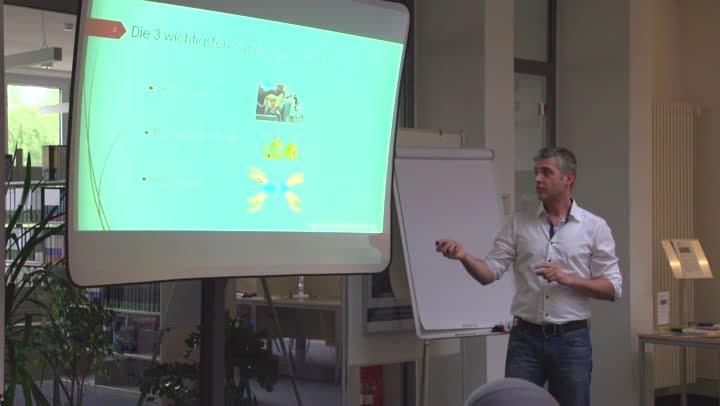 Wichtige Lerntechniken für Studierende mit Daniel Jaworski - Teil 1/9 - Einstieg