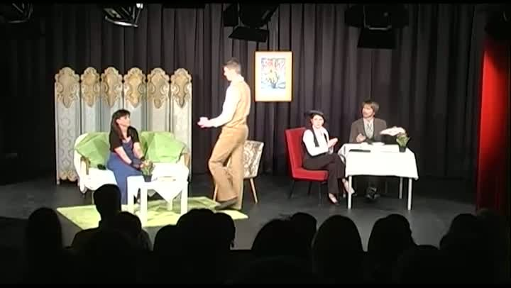 The Importance of Being Earnest - Act 1 (1/2)