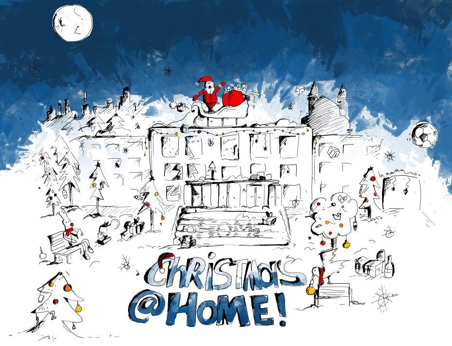 Christmas @HOME 1