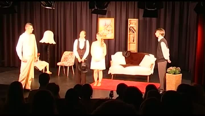 The Importance of Being Earnest - Act 3 (1/2)