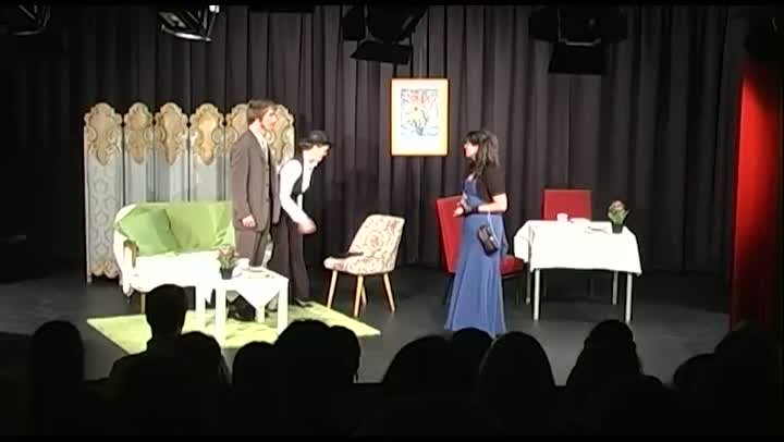 The Importance of Being Earnest - Act 1 (2/2)