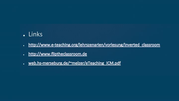 IT-Lessons:Inverted Classroom Teil 5/5