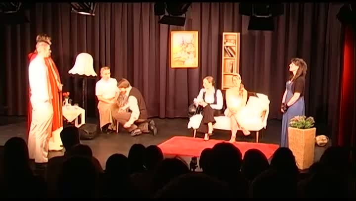 The Importance of Being Earnest - Act 3 (2/2)