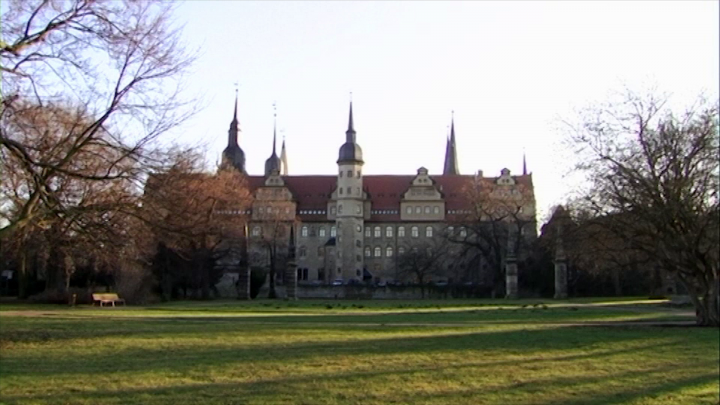 Merseburger Schloss: First Impressions - Merseburg Through the Eyes of our First Year Students