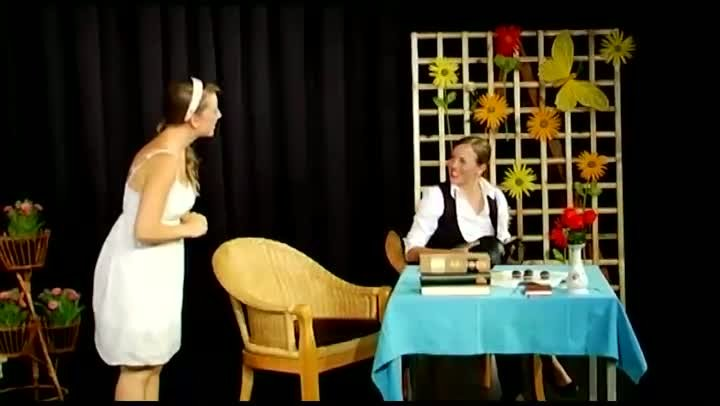 The Importance of Being Earnest - Act 2 (2/2)