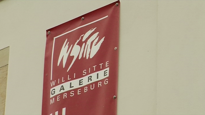 Willi-Sitte-Galerie: First Impressions - Merseburg Through the Eyes of our First Year Students
